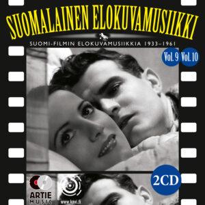 Suomalainen elokuvamusiikki 9 ja 10